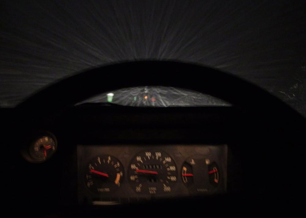 道北では大雪が降り、最後の望みをかけて道東へ車を走らせました。